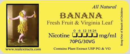 BANANA LOWLABEL