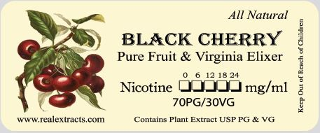 BLACKCHERRY LOWLABEL