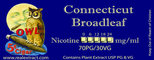 Connecticut Broadleaf Banner