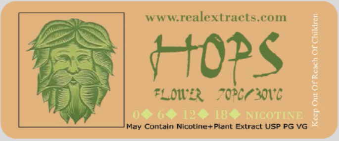 hops label lowres