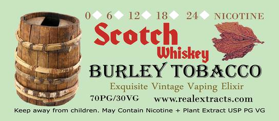 Scotch Burley Tobacco