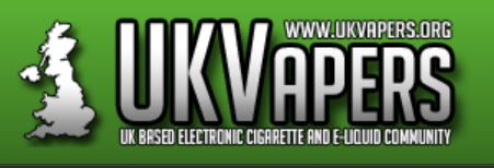 ukVAPERS LOGO